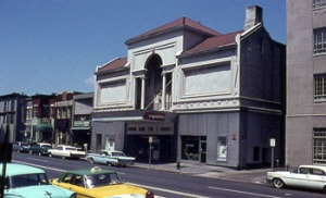 Republic Theatre, U street b/t 13th and 14th, 1960
